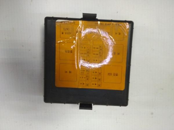 Крышка блока предохранителей Ssang Yong Actyon Sport D20DT 2006