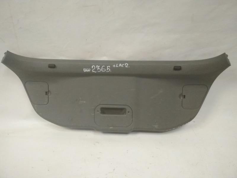 Обшивка двери багажника Chevrolet Lacetti F14D3 2003