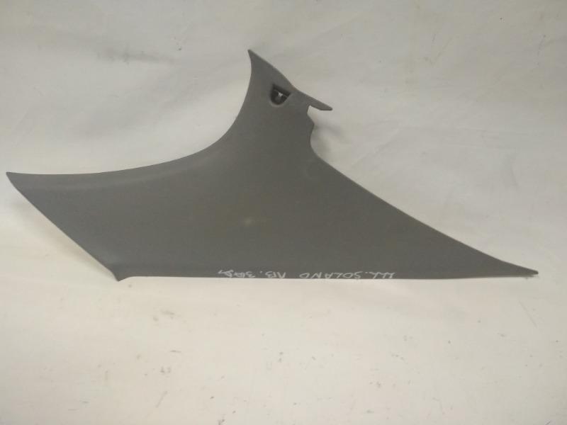 Обшивка стойки Lifan Solano 620 LF481Q3 2010 задняя левая