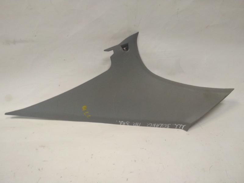 Обшивка стойки Lifan Solano 620 LF481Q3 2010 задняя правая