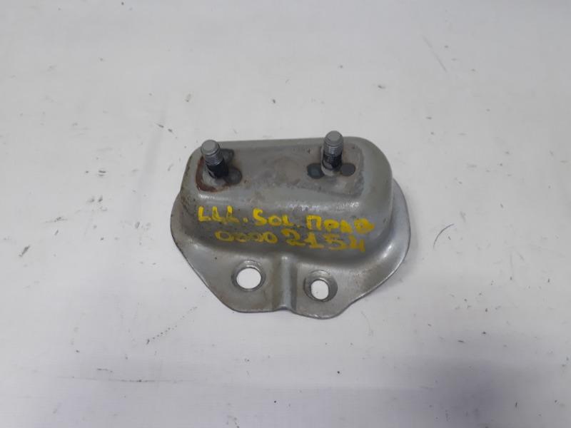 Кронштейн усилителя бампера Lifan Solano 620 LF481Q3 2010 задний правый