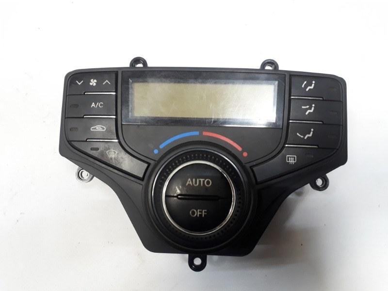 Блок управления климатической установкой Hyundai I30 FD G4FC 2007