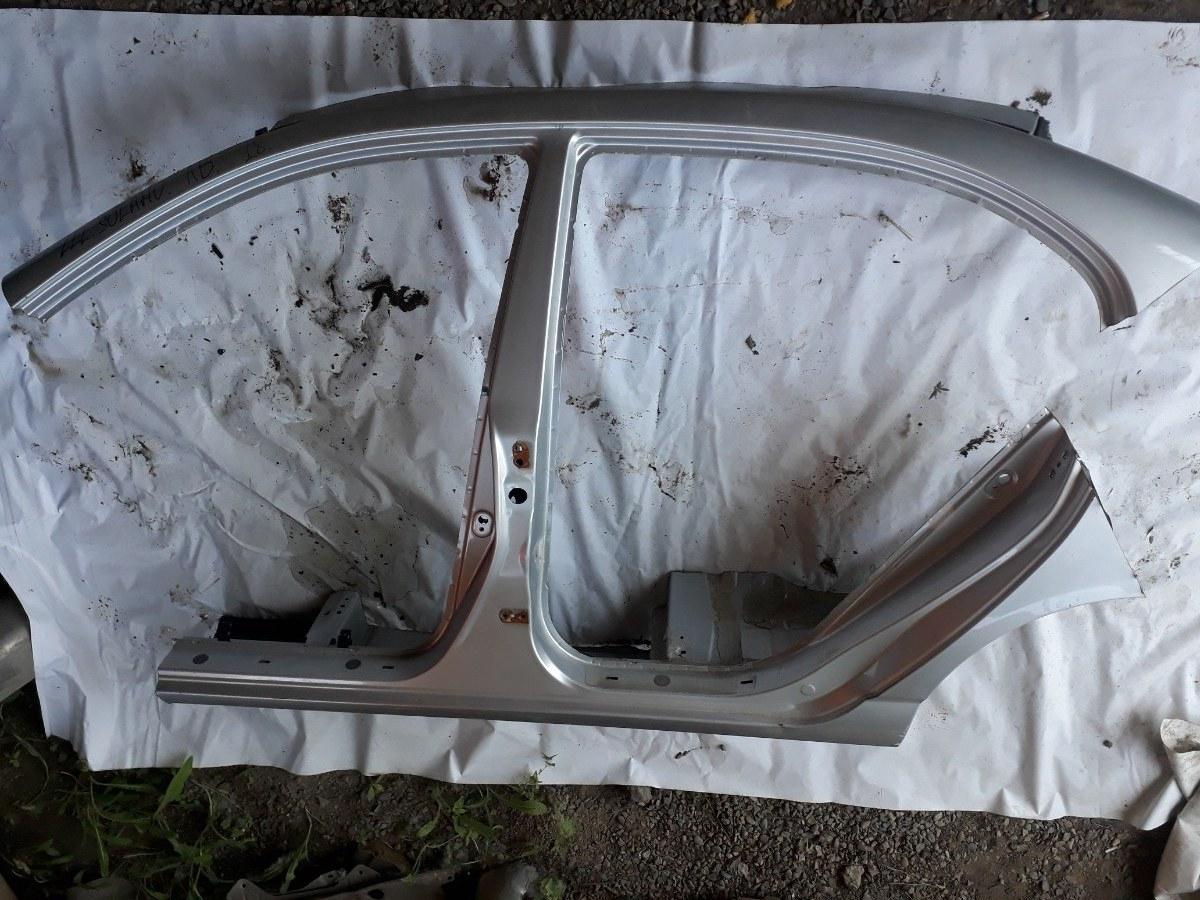 Порог со стойкой Lifan Solano 620 LFB479Q 2010 левый