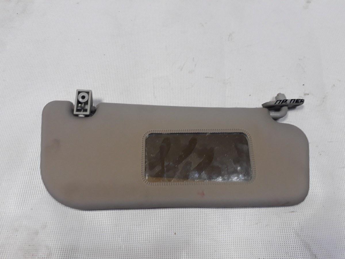 Козырек солнцезащитный (внутри) Chery Indis SQR473F 2011> правый