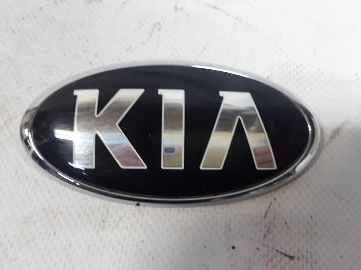 Эмблема Kia Rio X-Line КРОСС-ХЭТЧБЕК G4FG 2017