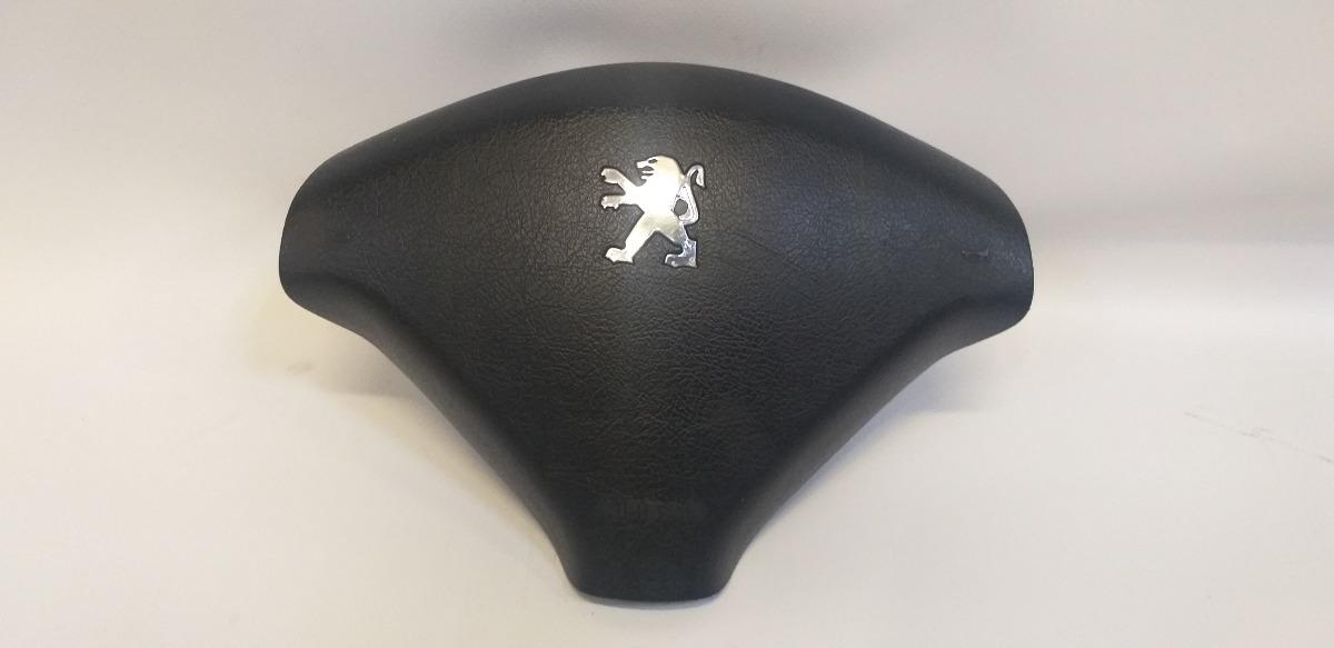 Подушка безопасности (air bag) в руль Peugeot 307 ХЭТЧБЕК 1.6 2006
