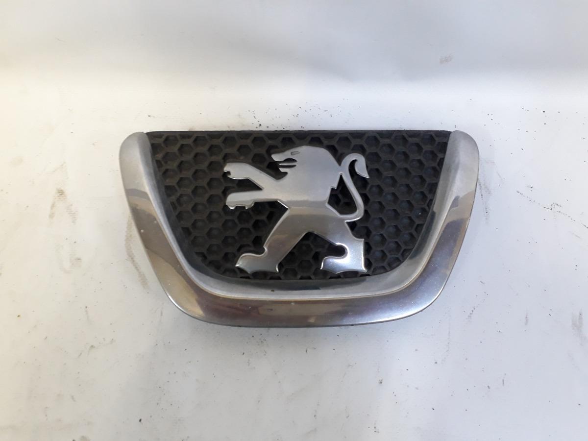 Эмблема Peugeot 307 ХЭТЧБЕК 1.6 2006 передняя