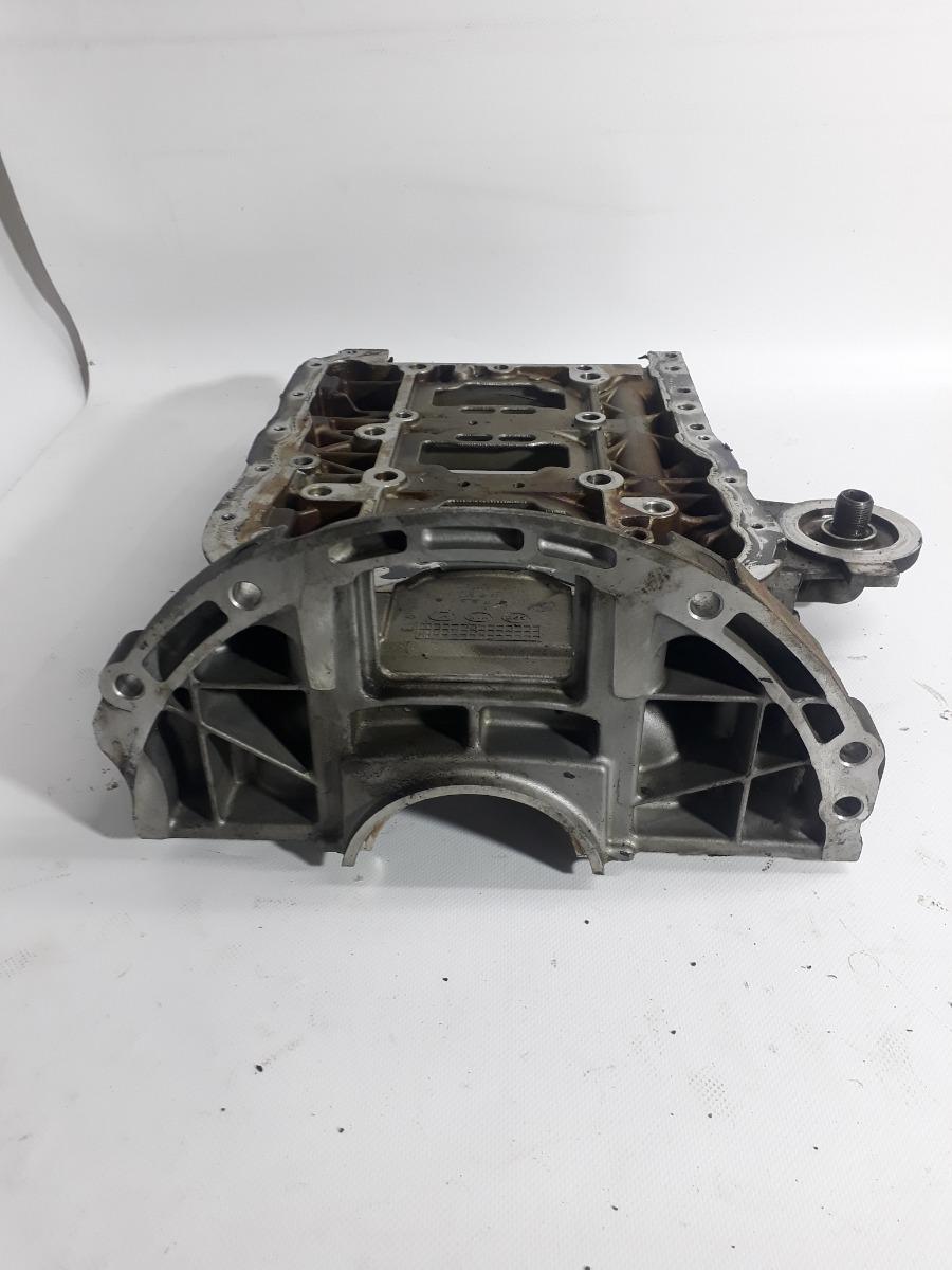 Плита поддон двс Hyundai Santa Fe DM G4KD