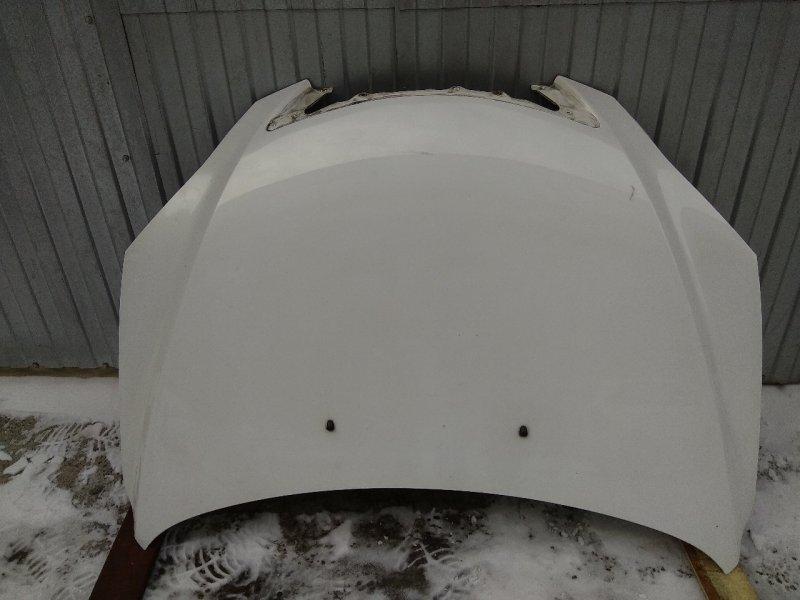 Капот Mazda Axela BK3P