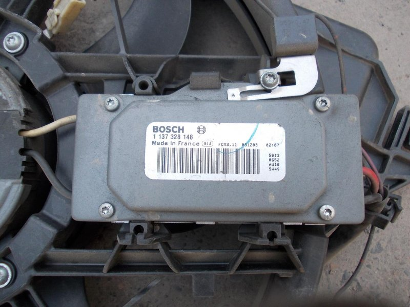 Диффузор радиатора Mazda C-Max BK3P