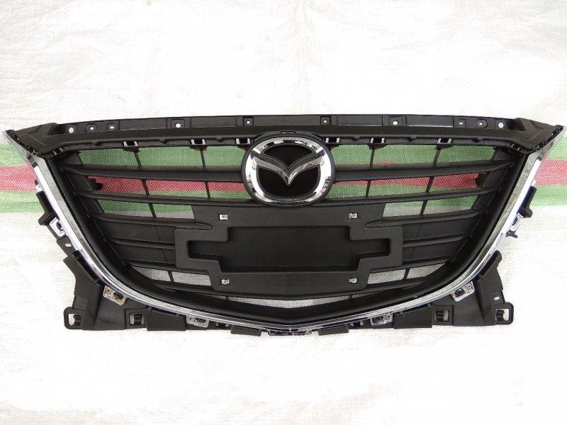 Решетка радиатора Mazda Mazda3 BM