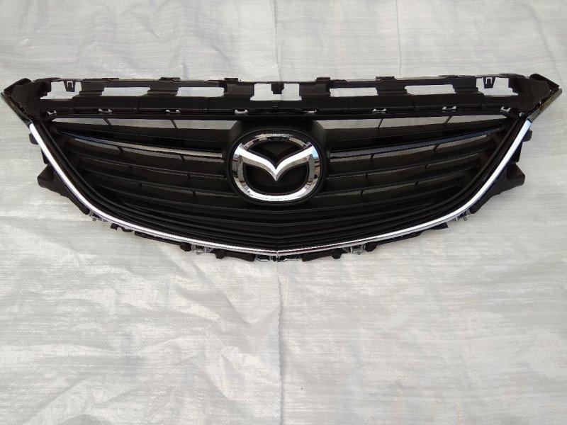 Решетка радиатора Mazda Mazda6 GJ 2013