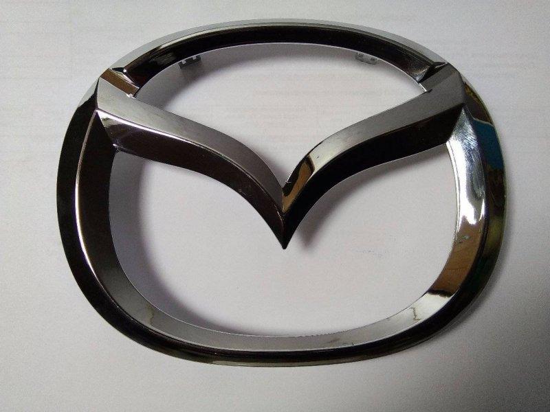 Эмблема решетки радиатора Mazda Cx-5