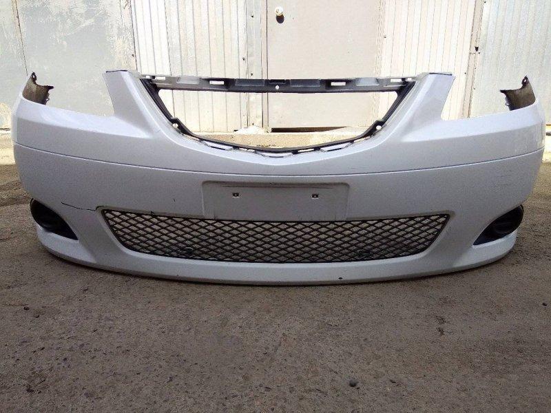 Бампер Mazda Mpv LW передний