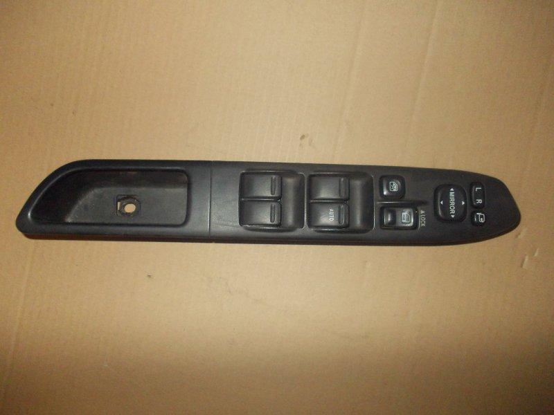 Блок управления стеклоподъемниками Subaru Forester SG5 EJ203