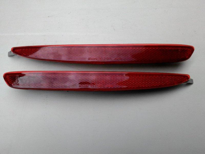 Катафоты бампера Mazda Atenza Sport GY3W задние