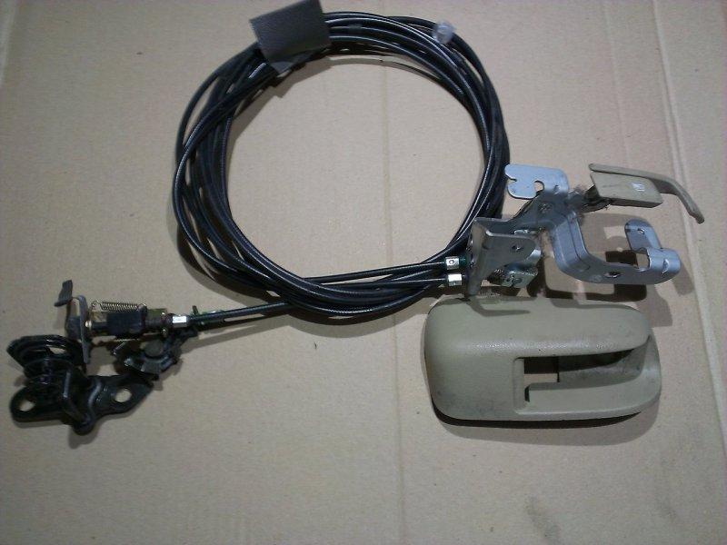 Ручка багажника и бензобака Mazda Axela BK3P