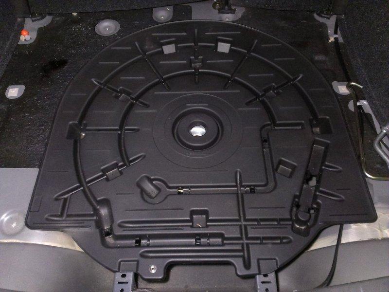 Органайзер багажника Mazda Axela BK3P
