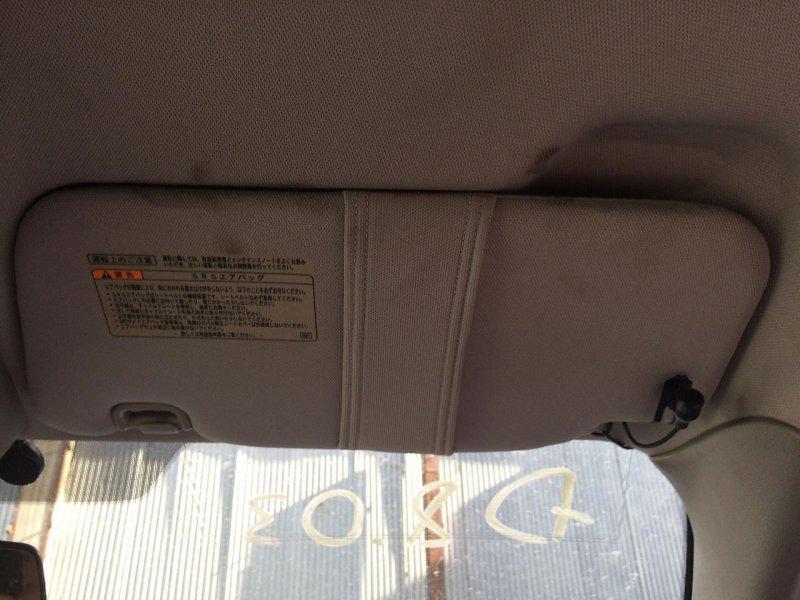 Козырек солнцезащитный Subaru Forester SG5 EJ203 правый