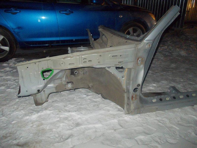 Лонжерон Subaru Forester SG5 передний левый