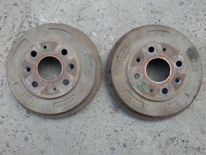 Барабаны тормозные Mazda 323 BJ