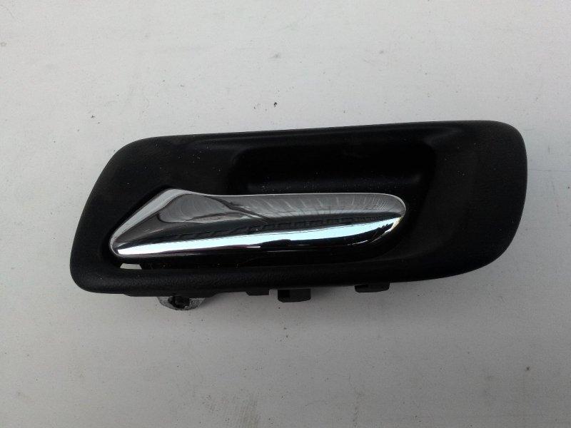 Ручка дверная салонная Honda Accord CF4 задняя левая