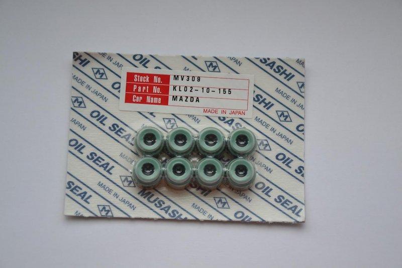 Колпачки маслосъемные Mazda Autozam Az-3 EC5S FP