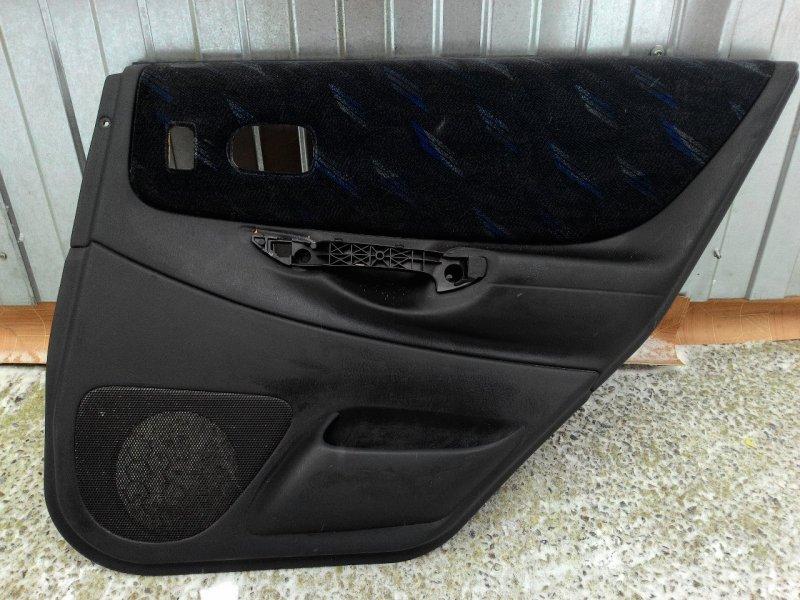 Обшивка двери Mazda 323 BJ задняя правая