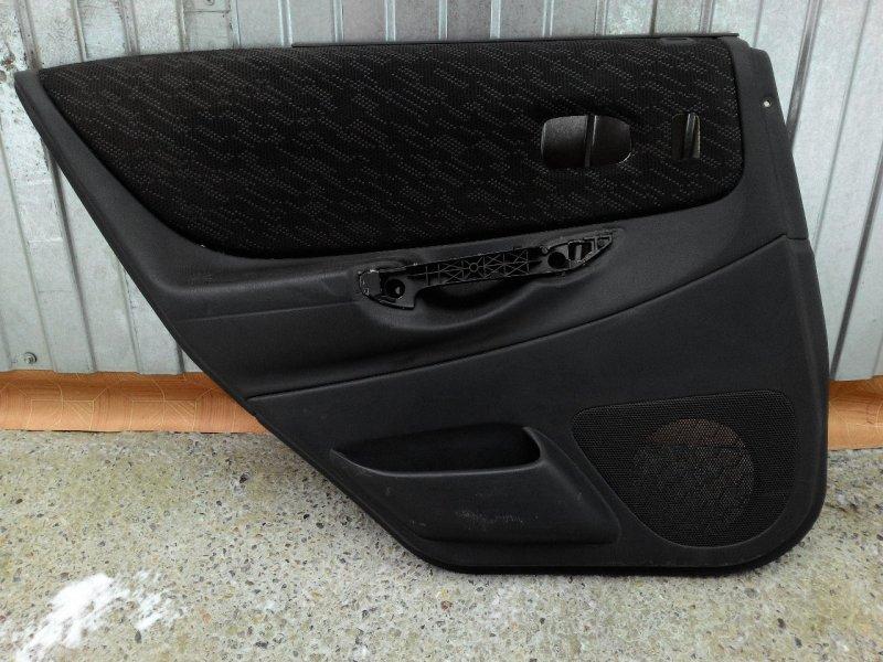Обшивка двери Mazda 323 BJ задняя левая