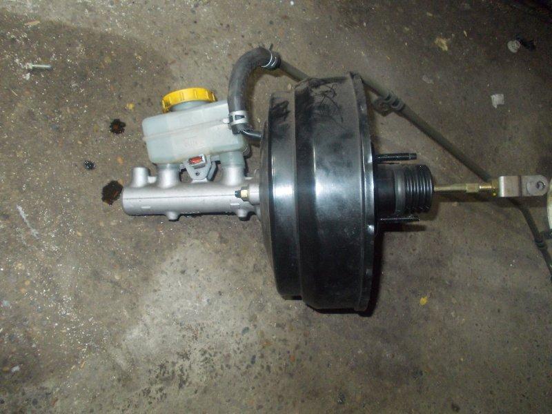 Вакуумный усилитель тормозов Subaru Forester SG5