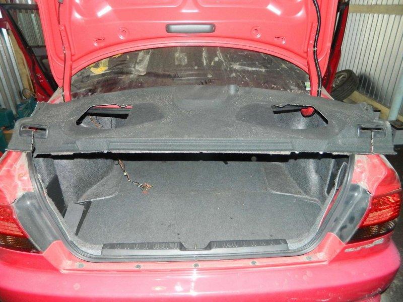Полка заднего стекла Honda Accord CL1 задняя
