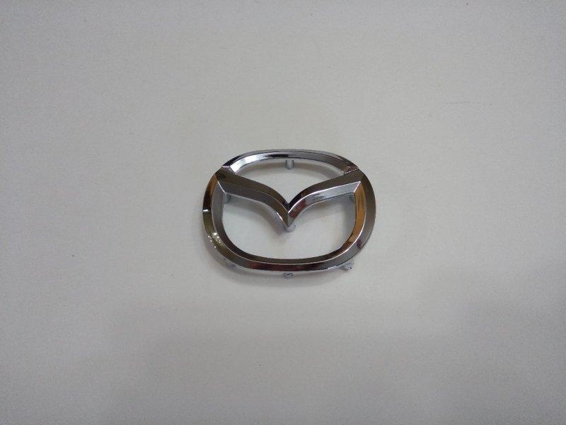 Эмблема на руль Mazda Axela BK3P