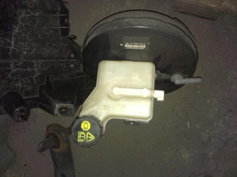 Главный тормозной цилиндр Mazda Axela BK3P