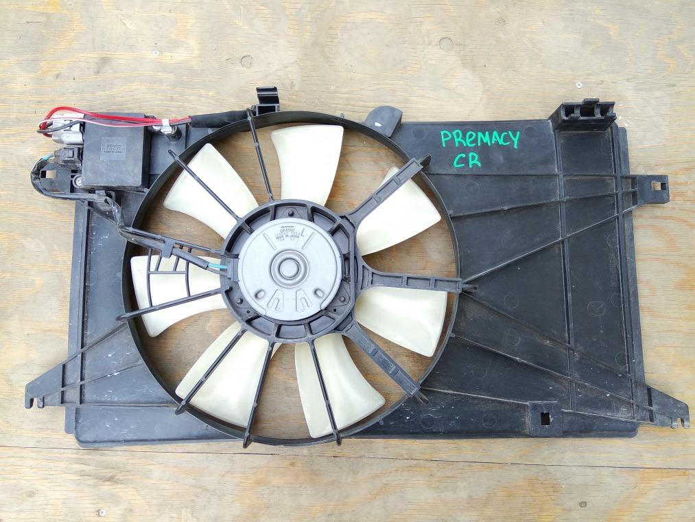 Диффузор радиатора Mazda Premacy CR 2005