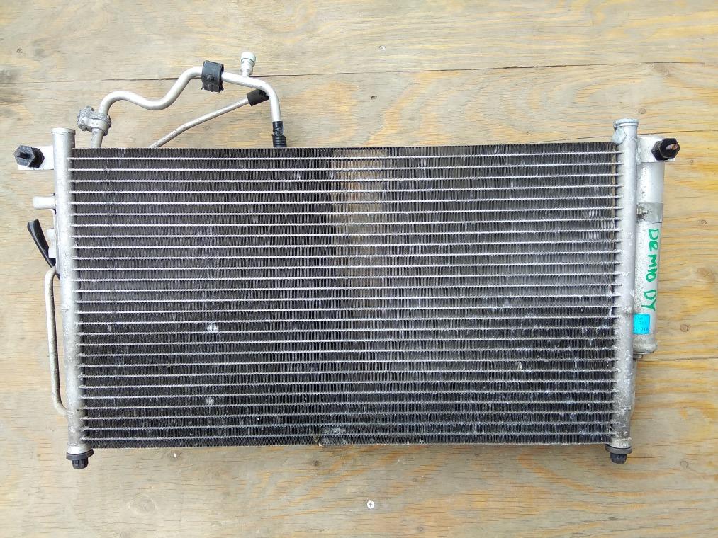 Радиатор кондиционера Mazda Demio DY 2002