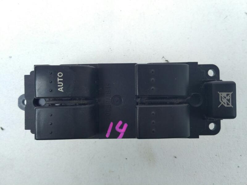 Блок управления стеклоподъемниками Mazda Axela BK 2003 передний правый