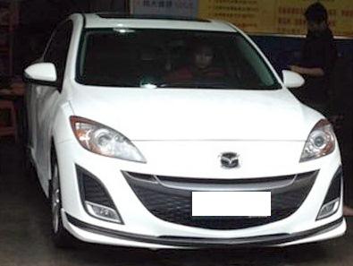 Обвес (тюнинг) Mazda Axela BL 2009