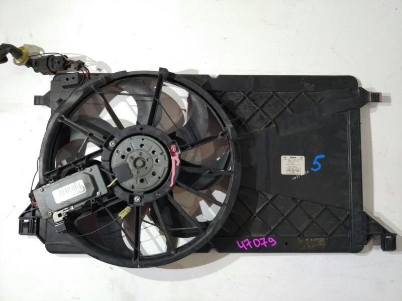 Диффузор радиатора Mazda Axela BK LF 2003