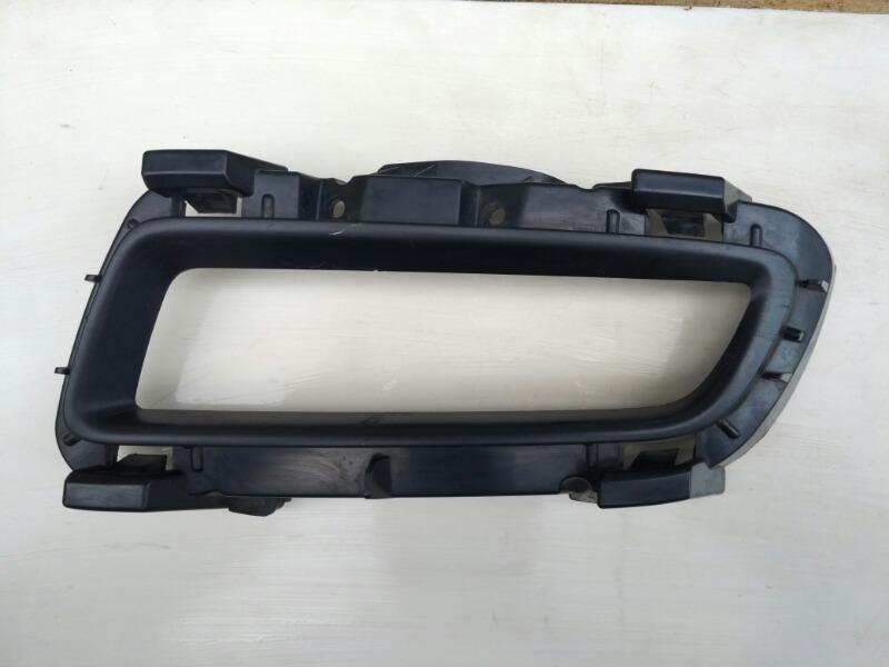 Рамка противотуманной фары Mazda Axela BK5P 2007 левая