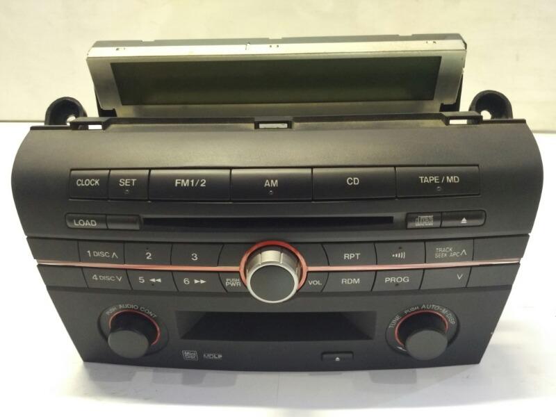 Магнитола Mazda Axela BK3P