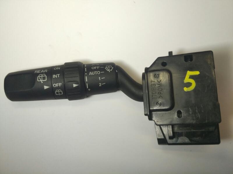 Подрулевой переключатель Mazda Axela BK3P левый