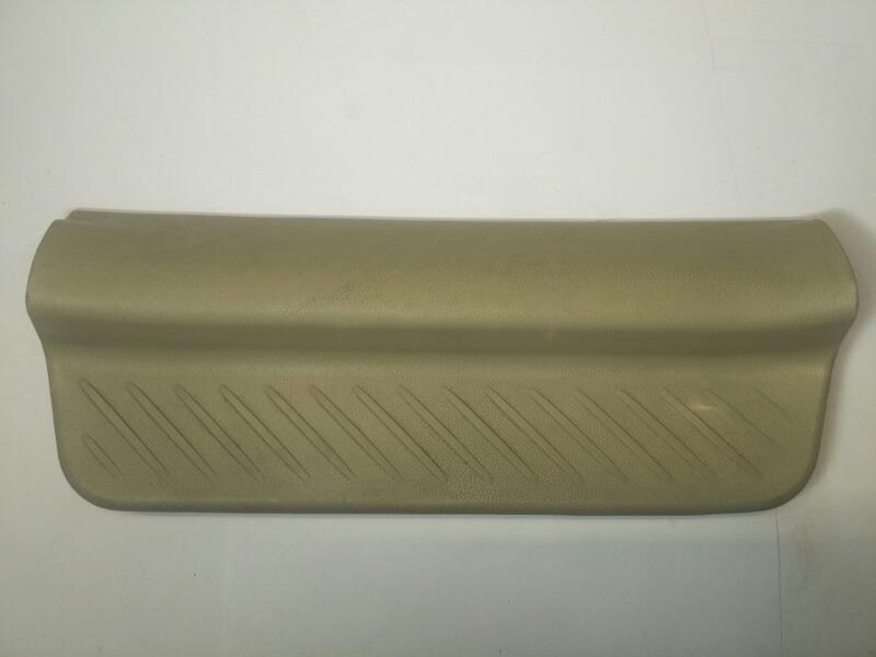 Накладка порога Mazda Mazda3 BK3P задняя правая