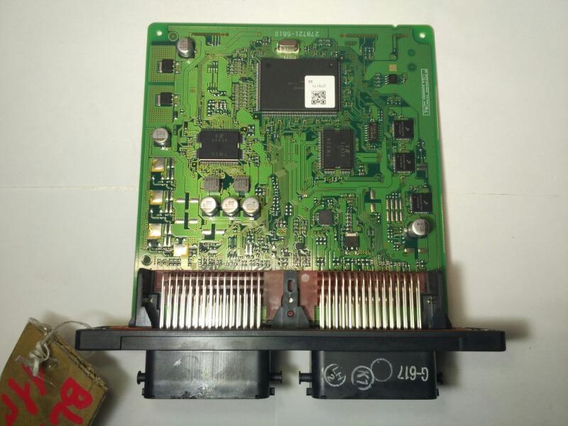 Блок управления двигателем Mazda Axela BL5FW ZYVE 2011