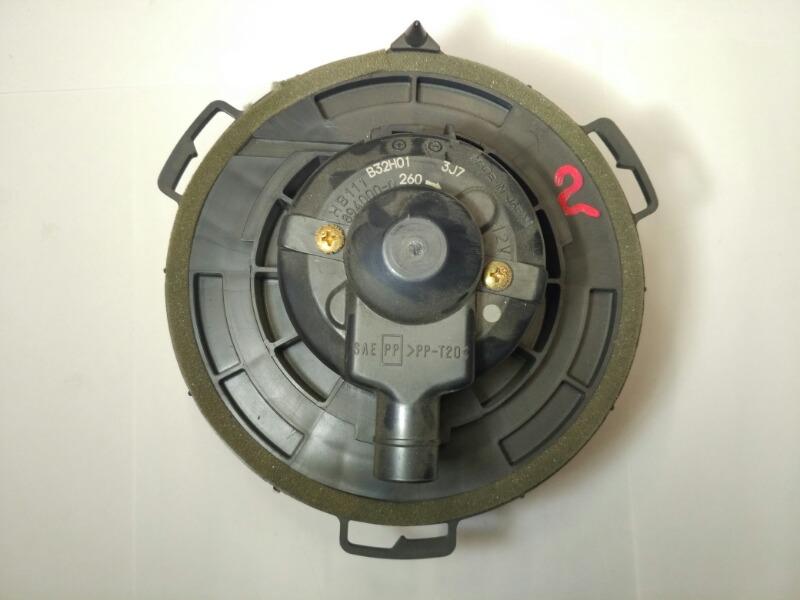Мотор отопителя Mazda Axela BK3P