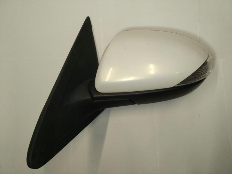 Зеркало боковое Mazda Axela BL левое