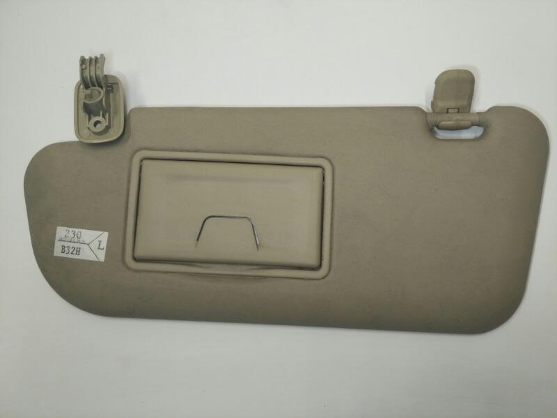 Козырек солнцезащитный Mazda Axela BK3P левый