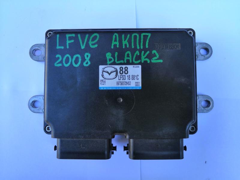 Блок управления двигателем Mazda Axela BKEP LF-VE 2008