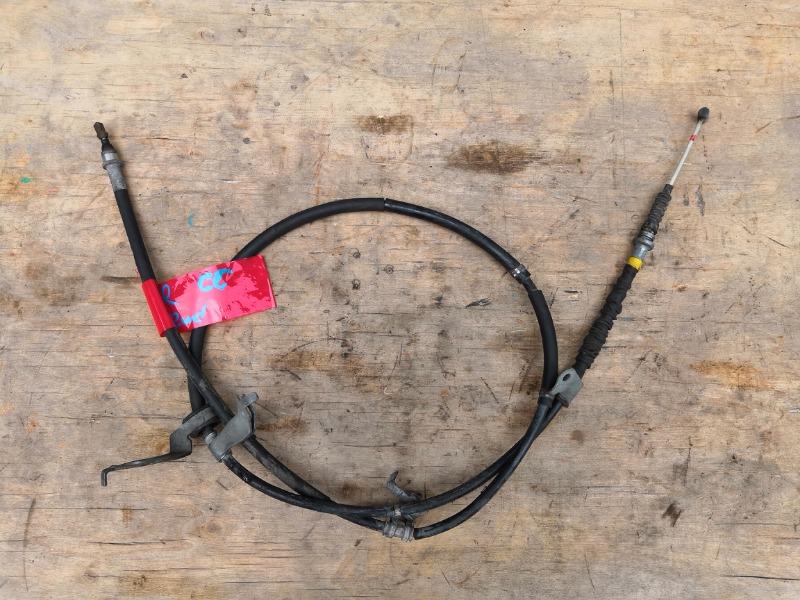 Трос ручного тормоза Mazda Biante CC3FW правый