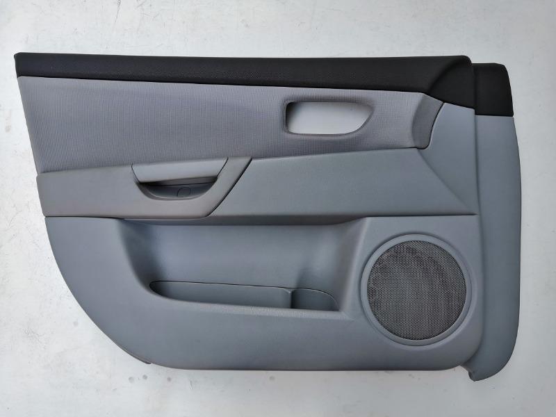 Обшивка двери Mazda Axela BK3P передняя левая