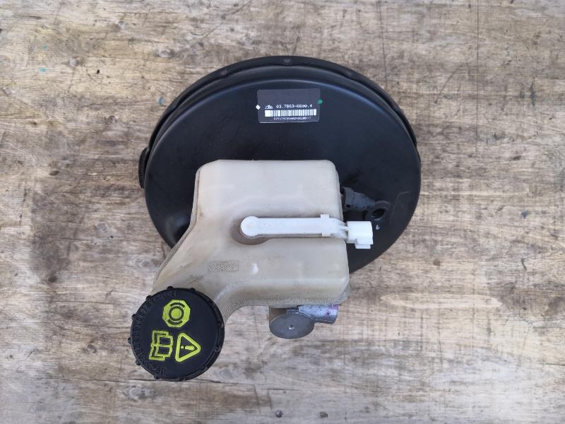 Вакуумный усилитель тормозов Mazda Axela BK3P